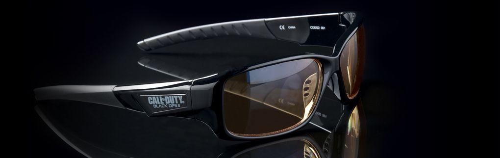 gamme complète d'articles 100% de qualité design distinctif CoD Black Ops 2 : lunettes anti-fatigue Gaming signées ...