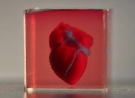 coeur 3D.