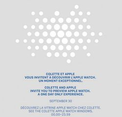 Colette Apple Watch