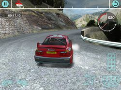 Colin McRae Rally iOS - 1