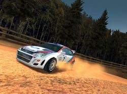 Colin McRae Rally iOS - 2
