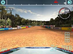 Colin McRae Rally iOS - 4