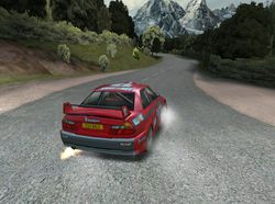 Colin McRae Rally iOS - 7