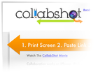 Collabshot : faire des captures d'écran pour un usage collaboratif