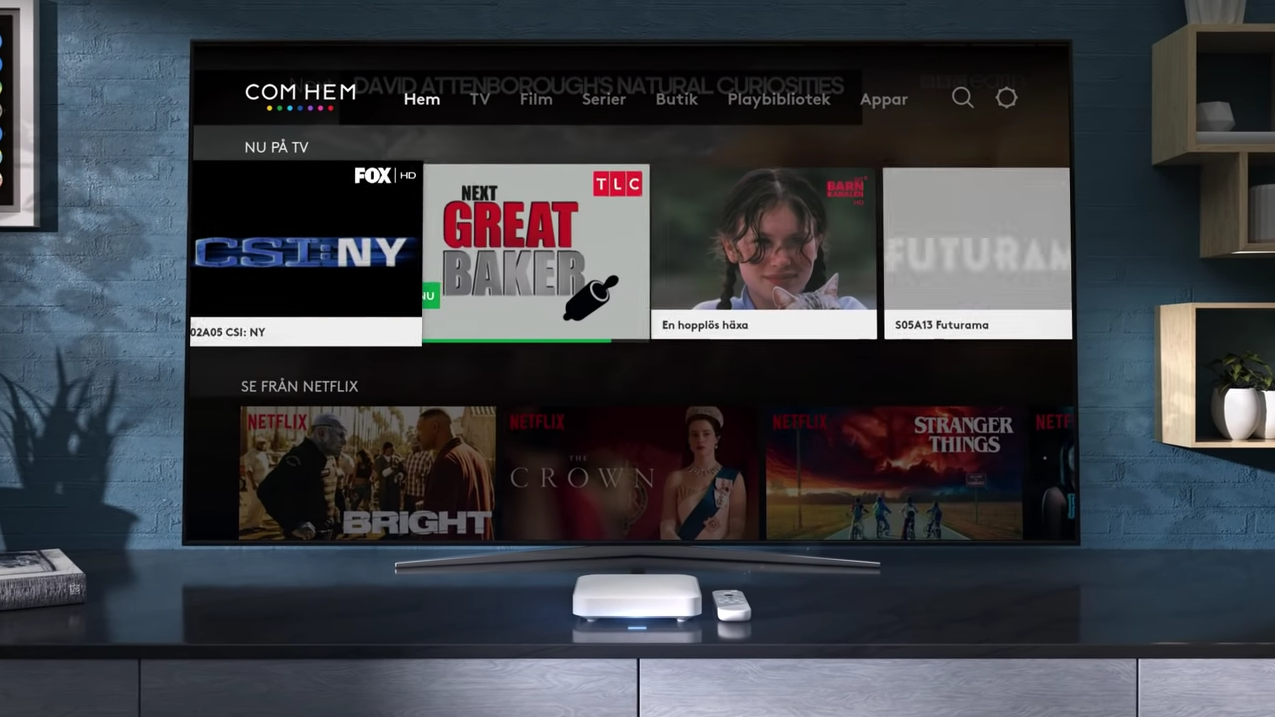 Future Bbox Android TV with Android Pie – joluu