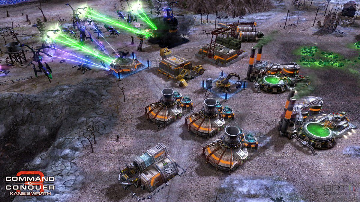 command and conquer 3 la fureur de kane