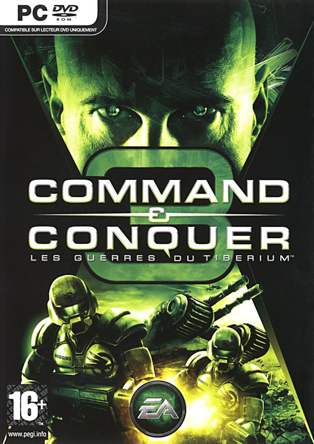 Command and Conquer 3 - packshot