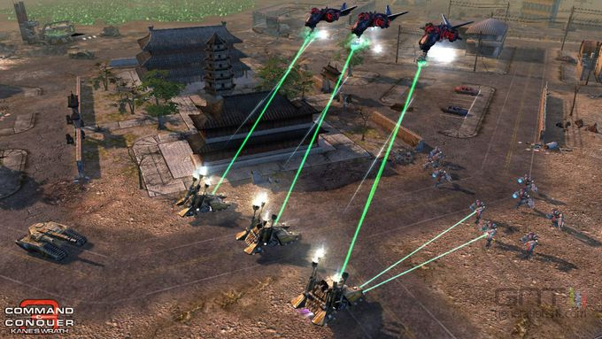Command & Conquer 3 Kane