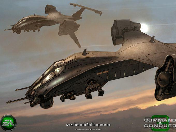 Command & Conquer 3 Tiberium Wars img2