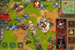 Command & Conquer Alerte Rouge iPhone - Image 1