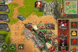 Command & Conquer Alerte Rouge iPhone - Image 2