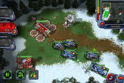 Command & Conquer Alerte Rouge iPhone - Image 5