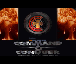 Command & Conquer flash 1