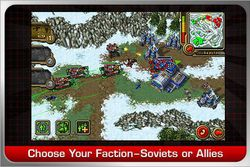Command Conquer Red Alert iPhone 02