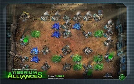 Command & Conquer Tiberium Alliances (3)