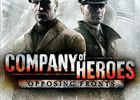 Company Of Heroes Opposing Fronts - Logo