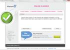 Comparatif  2011 : 11 antivirus en ligne à l\\\'essai ! f secureonline03