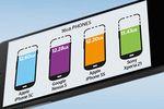 comparatif stockage smartphones