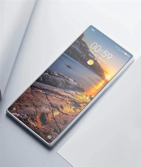 concept Xiaomi Mi Mix 4