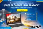 Concours Ultrabook Asus Zenbook