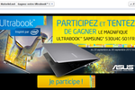 Concours Ultrabook Samsung