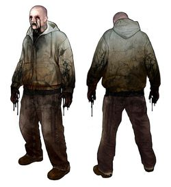 Condemned 2 bloodshot artwork 5