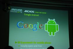 conference Archos Android 07