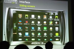 conference Archos Android 12