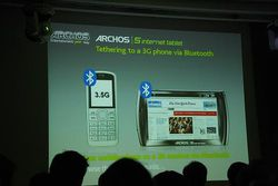 conference Archos Android 18