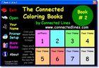 Connected Kids Coloring Book 1: faire du coloriage