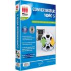 Convertisseur Vidéo 5 : convertir des vidéos simplement