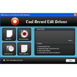 Cool Record Edit Deluxe screen2