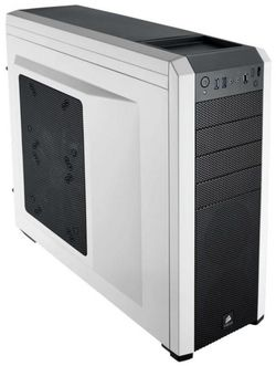 Corsair Carbide Series 500R blanc avant