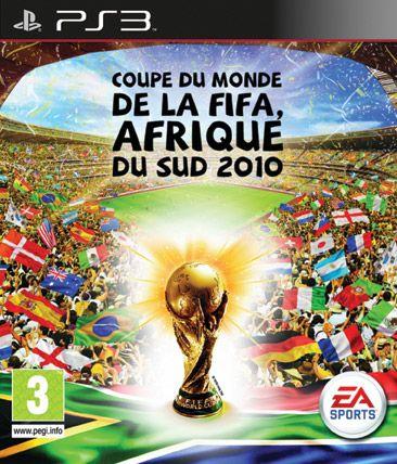 Coupe du monde fifa afrique du sud 2010 jaquette ps3 - Vainqueur coupe du monde 2010 ...