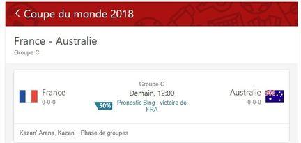 Coupe monde France