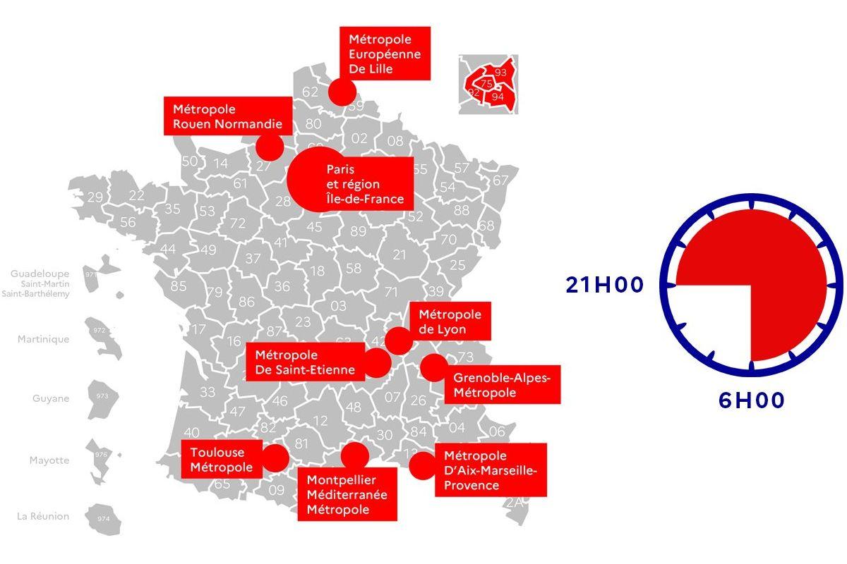 Couvre Feu Retour De L Attestation De Deplacement Derogatoire A Telecharger Maj Disponible