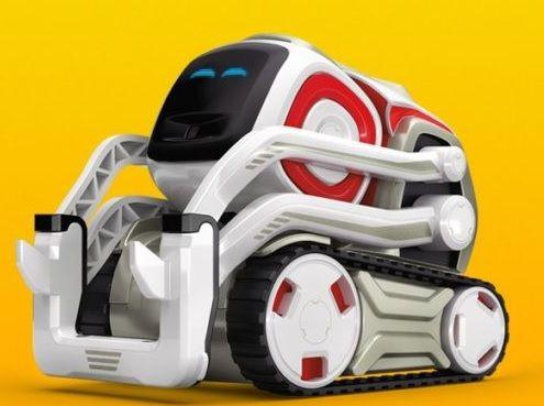 vector le nouveau robot intelligent d 39 anki lanc sur kickstarter. Black Bedroom Furniture Sets. Home Design Ideas