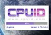 CPU-Z : nouvelle version avec support Windows 10 et benchmarking