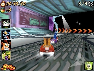 Crash Bandicoot NGage 02