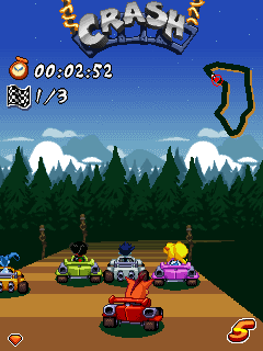 Crash Bandicoot Nitro Kart 01