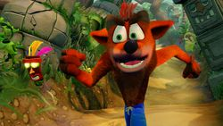 Crash Bandicoot N Sane Trilogy - 4.