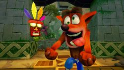 Crash Bandicoot N Sane Trilogy - 7.