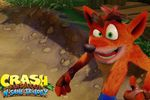 Crash Bandicoot N Sane Trilogy.
