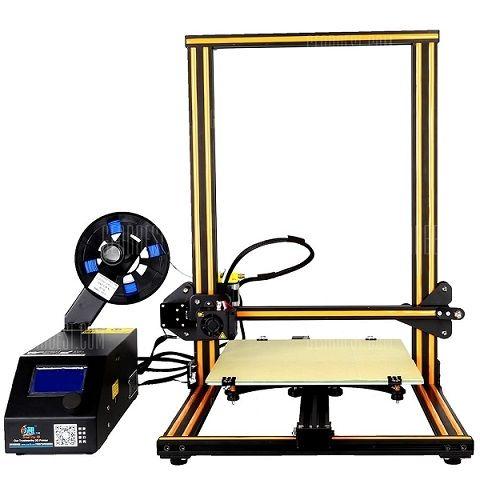 test creality3d cr 10 l 39 imprimante 3d abordable avec des prestations haut de gamme. Black Bedroom Furniture Sets. Home Design Ideas