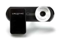 Creative live cam notebook