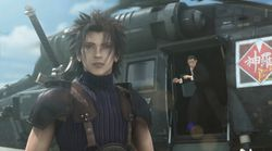 Crisis core final fantasy vii 1