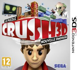 CRUSH3D - pochette