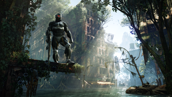 Crysis 3 screen 4 - Flooded