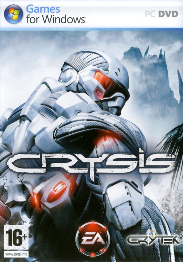 Crysis packshot