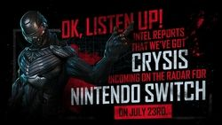Crysis Remaster Switch